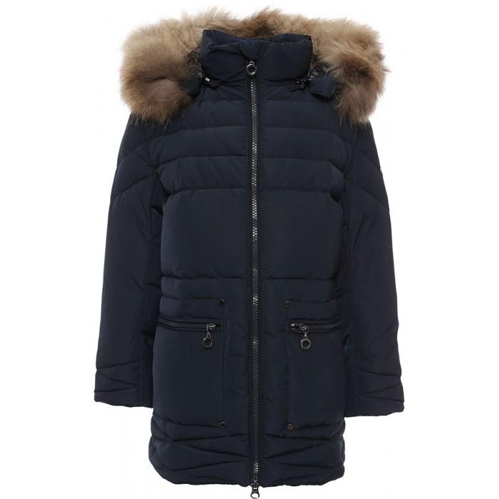 Finn Flare Kids Полупальто для девочки KW16-71005Полупальто для девочки KW16-71005Finn Flare Kids Полупальто для девочки KW16-71005  Стильное яркое полупальто выполнено из прочного материала с утеплителем пух/перо, который имеет отличные теплоизоляционные свойства и является идеальным наполнителем для зимней одежды.  Модель приталенного кроя застёгивается на молнию, расположенную по длине пальто. Карманы накладные на молнии. Капюшон отделан натуральным мехом.  Состав:  - Основной материал: 100% полиэстер - Подкладка: 100% полиэстер - Утеплитель: 90/10% пух/перо - Плотность утеплителя, г/м2: 285 - Мех: енот натуральный - Фактура материала: Плащевая ткань  Уход: Машинная стирка в щадящем режиме при максимальной температуре 30°C.  Финский бренд Finn Flare предлагает широкий ассортимент качественной продукции. Модные брендовые вещи являются уникальным предложением для тех, кто предпочитает комфорт и обладает хорошим вкусом. Финская компания уже более полувека создает оригинальные и стильные линейки одежды, обуви и аксессуаров.<br>
