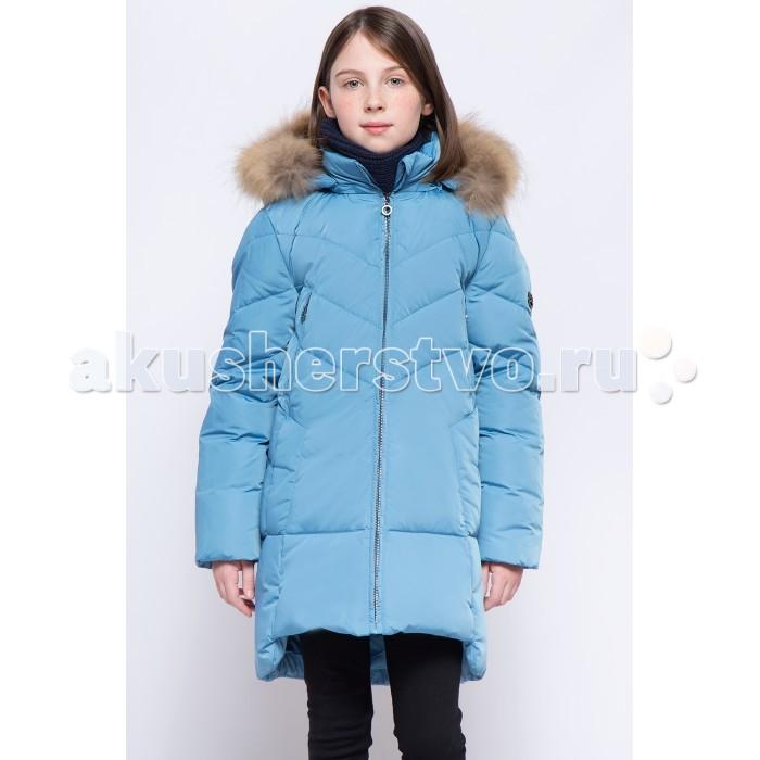 Finn Flare Kids Полупальто для девочки KW17-71001