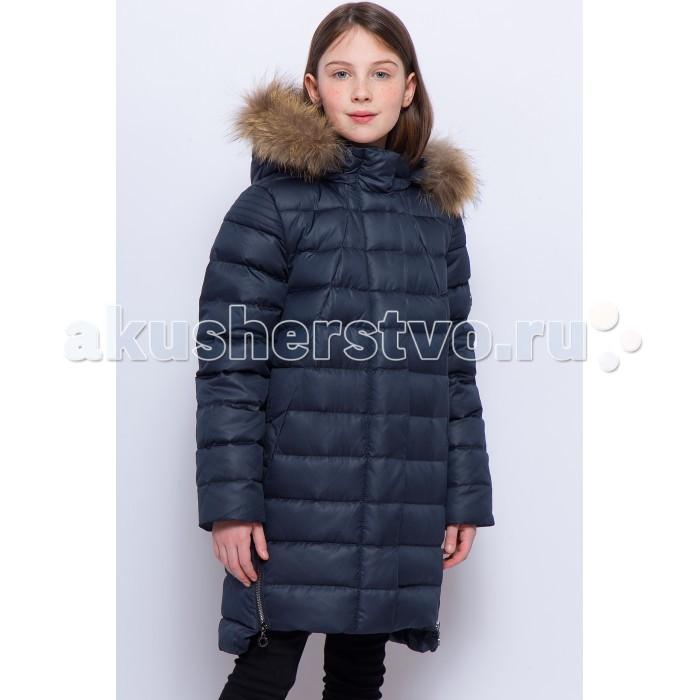 Куртки, пальто, пуховики Finn Flare Kids Полупальто для девочки KW17-71003