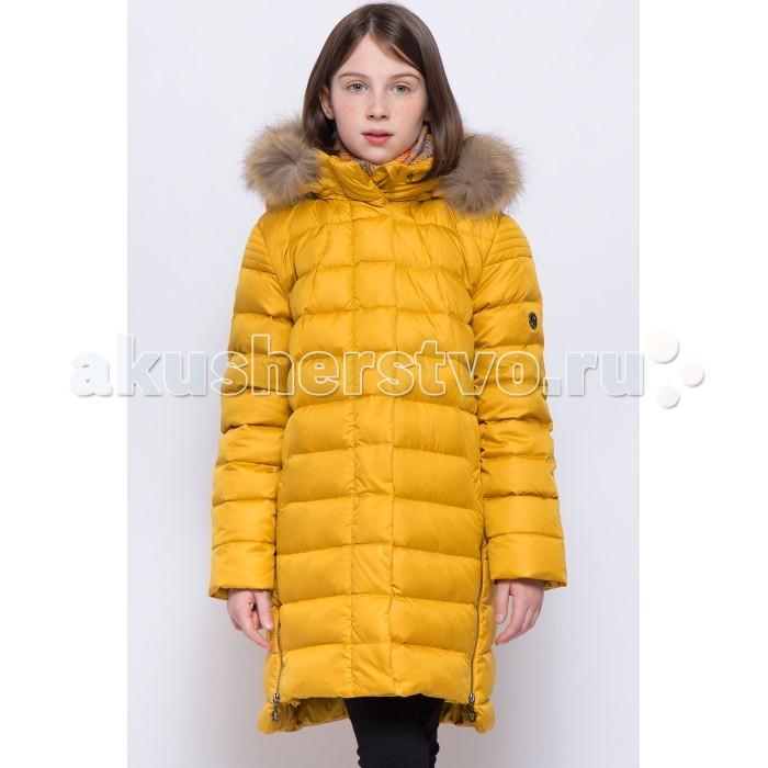 Купить со скидкой Finn Flare Kids Полупальто для девочки KW17-71003
