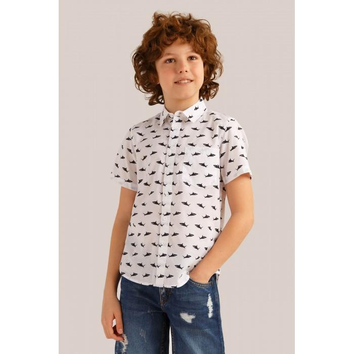 Купить Блузки и рубашки, Finn Flare Kids Рубашка для мальчика KS19-81030