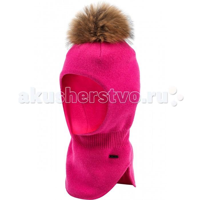 Шапочки и чепчики Finn Flare Kids Шапка-шлем детская KW16-81115