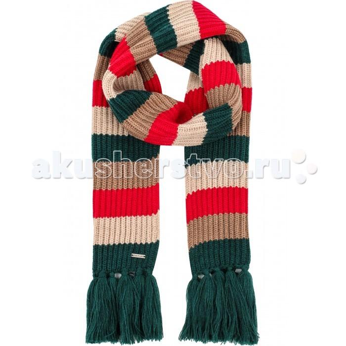 Детская одежда , Варежки, перчатки и шарфы Finn Flare Kids Шарф для мальчика KW16-81121 арт: 351375 -  Варежки, перчатки и шарфы