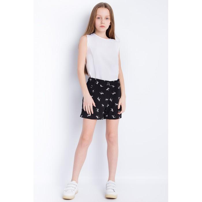 Шорты и бриджи Finn Flare Kids Шорты для девочки KS18-71052 шорты