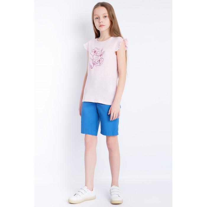 Шорты и бриджи Finn Flare Kids Шорты для девочки KS18-71056, Шорты и бриджи - артикул:514146
