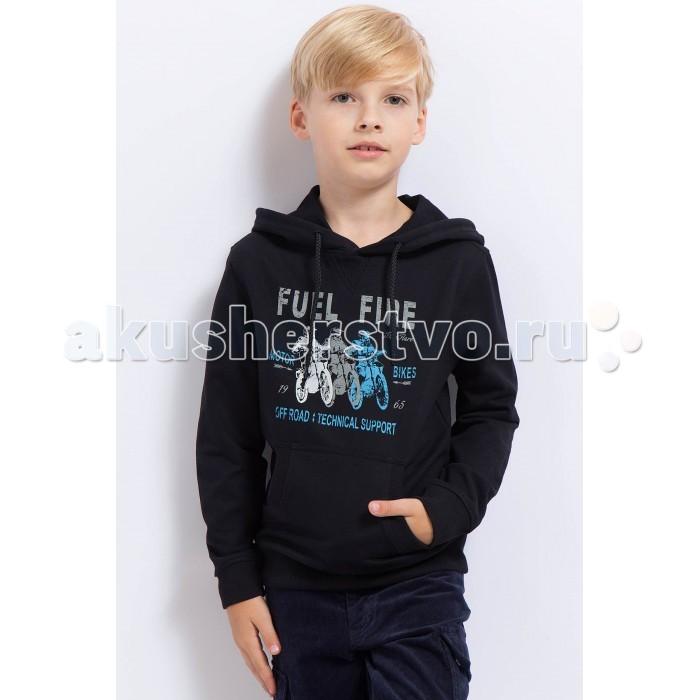 Детская одежда , Толстовки, свитшоты, худи Finn Flare Kids Толстовка для мальчика KA17-81020 арт: 371668 -  Толстовки, свитшоты, худи