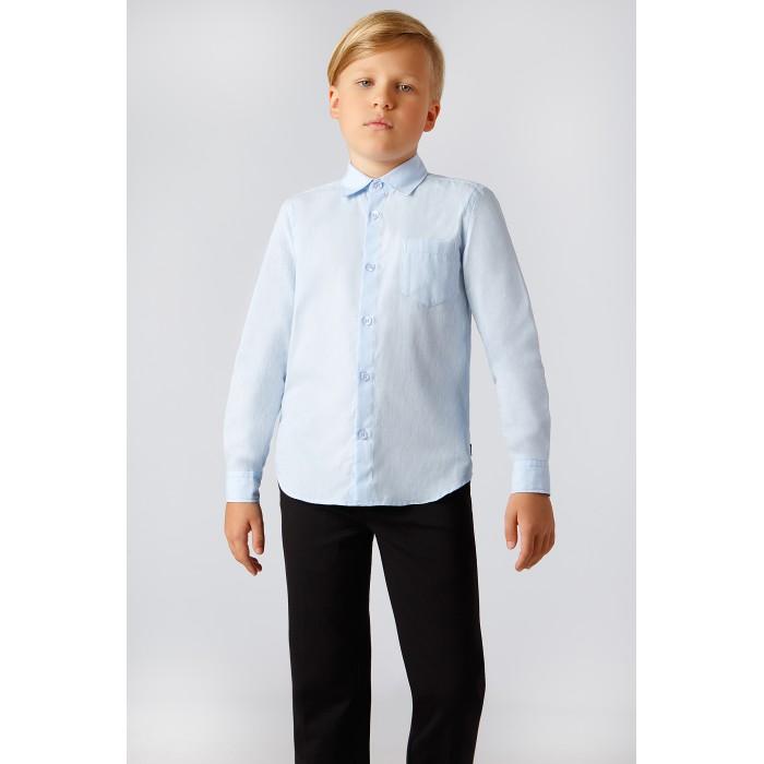 eb0b7079265b Finn Flare Kids Верхняя сорочка для мальчика KA18-86001 - Акушерство.Ru