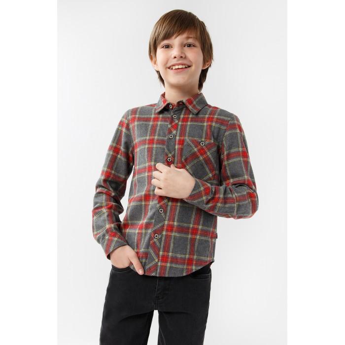 Finn Flare Kids Верхняя сорочка для мальчика KA19-81024