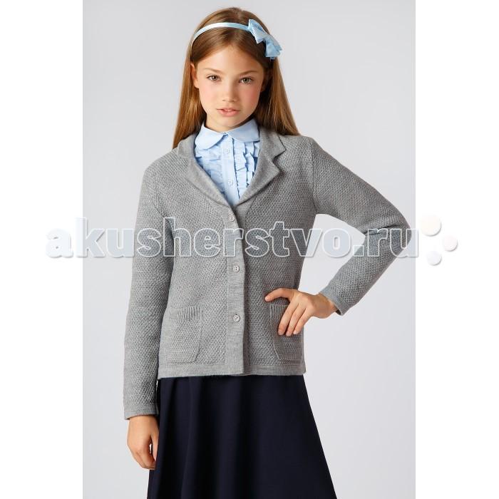 Купить Пиджаки, жакеты, жилетки, Finn Flare Kids Жакет для девочки KA18-76101