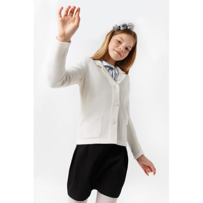 Пиджаки и жакеты Finn Flare Kids Жакет для девочки KA19-76101