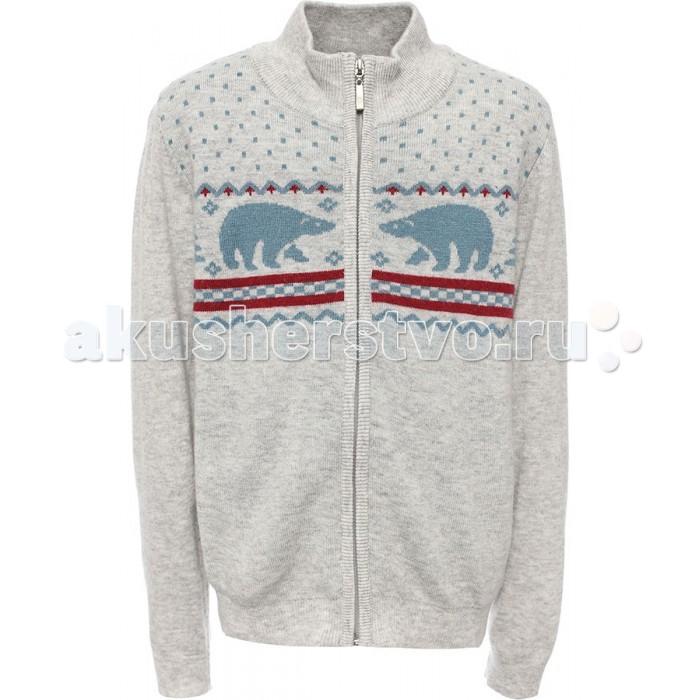 Пиджаки, жакеты, жилетки Finn Flare Kids Жакет для мальчика KW16-81102