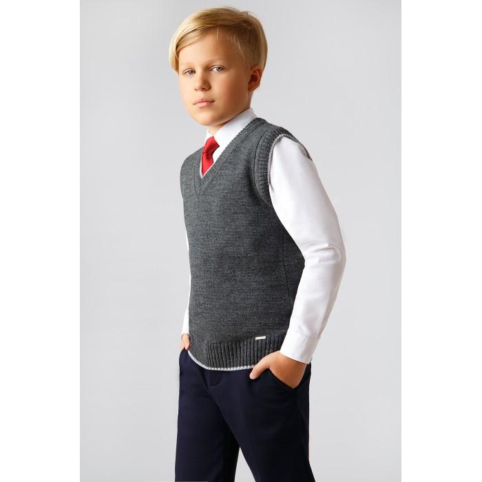 Купить Школьная форма, Finn Flare Kids Жилет для мальчика KA18-86100
