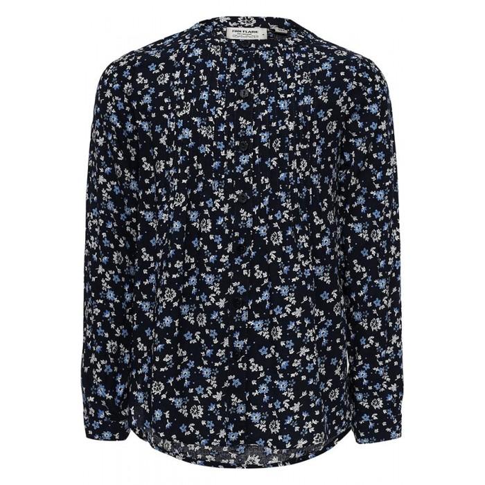 Детская одежда , Блузки и рубашки Finn Flare Kids Блузка для девочки KB17-71019 арт: 312464 -  Блузки и рубашки