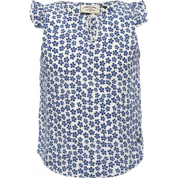 Блузки и рубашки Finn Flare Kids Блузка для девочки KS16-71058 блузка finn flare kids блузка