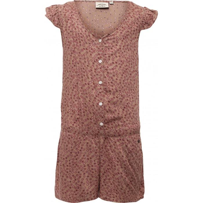 Детские платья и сарафаны Finn Flare Kids Комбинезон для девочки KS16-71052