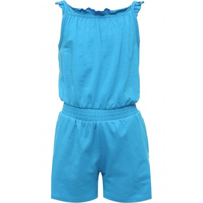 Детские платья и сарафаны Finn Flare Kids Комбинезон для девочки KS17-71057 детские платья и сарафаны finn flare kids платье ks17 71011