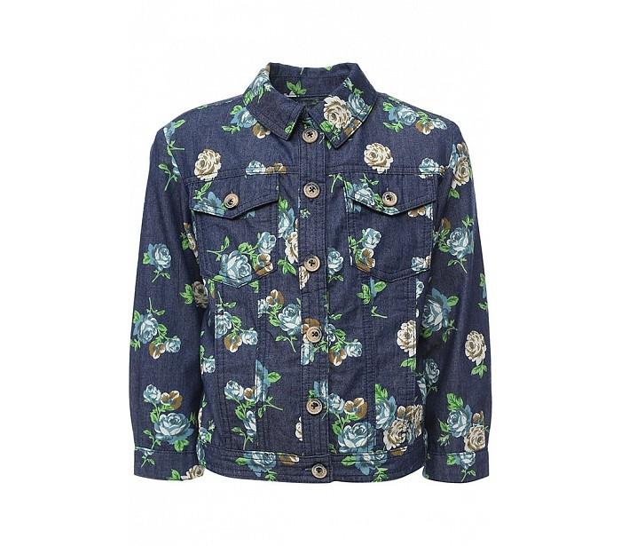Finn Flare Kids Куртка-ветровка для девочки KS17-71001