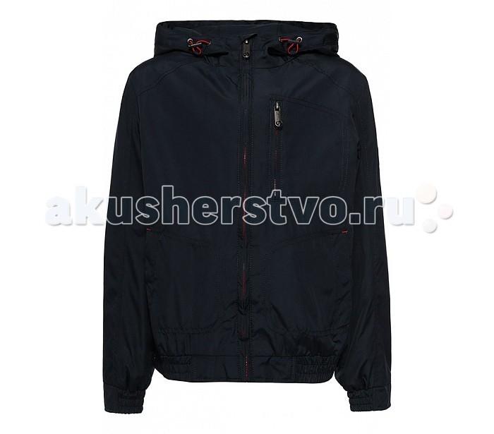 Finn Flare Kids Куртка-ветровка для мальчика KB17-81008Куртка-ветровка для мальчика KB17-81008Finn Flare Kids Куртка-ветровка для мальчика KB17-81008  Куртка-ветровка для мальчика из плащевой ткани, карманы накладные, застежка молния.  Состав:  - Основной материал: 100% полиэстер - Подкладка: 65% полиэстер, 35% хлопок  Уход: Машинная стирка в щадящем режиме при максимальной температуре 30°C.  Финский бренд Finn Flare предлагает широкий ассортимент качественной продукции. Модные брендовые вещи являются уникальным предложением для тех, кто предпочитает комфорт и обладает хорошим вкусом. Финская компания уже более полувека создает оригинальные и стильные линейки одежды, обуви и аксессуаров.<br>