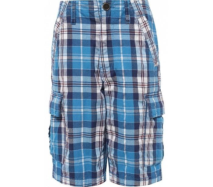 Детская одежда , Шорты и бриджи Finn Flare Kids Шорты для мальчика KS17-81011 арт: 304425 -  Шорты и бриджи