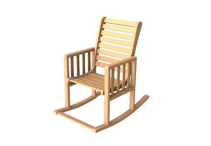 Кресло для мамы Fiorellino качалка Chadle от Акушерство