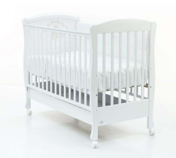 Детские кроватки, Детская кроватка Fiorellino Infant с ящиком 120x60 см  - купить со скидкой