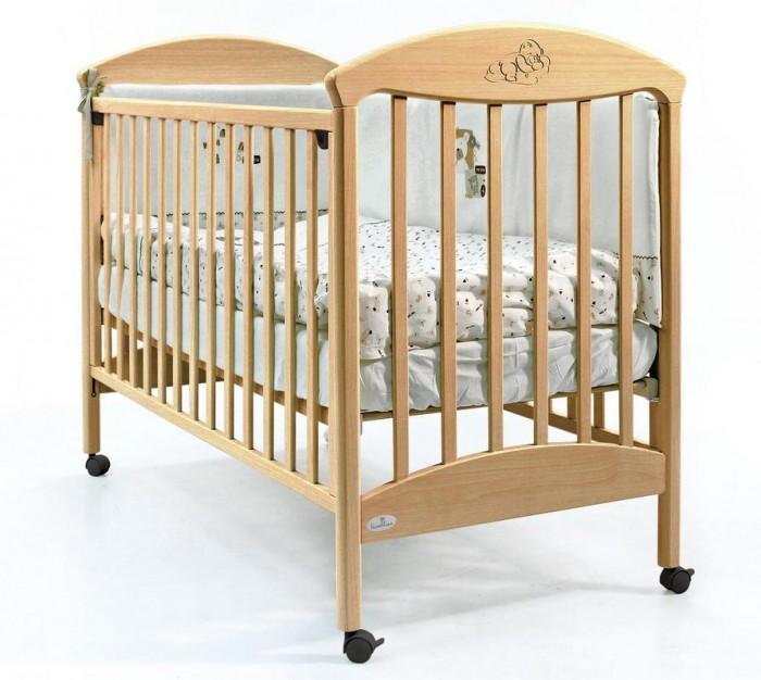 Купить Детские кроватки, Детская кроватка Fiorellino Pu