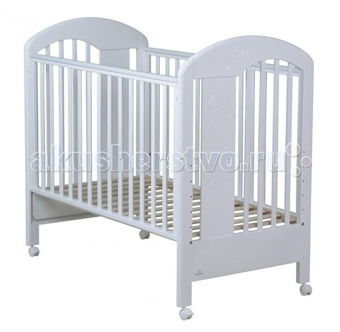 Картинка для Детская кроватка Fiorellino Fiore 120х60