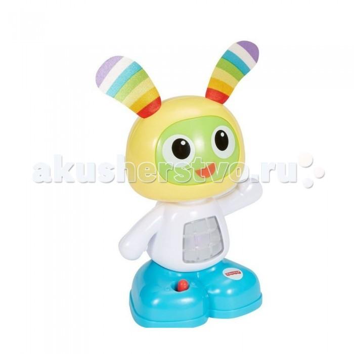 Интерактивные игрушки Fisher Price Mattel Мини-робот Бибо или Бибель