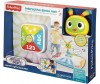 Игровой коврик Fisher Price Mattel Танцевальный коврик робота Бибо - Fisher Price Mattel Танцевальный коврик робота Бибо