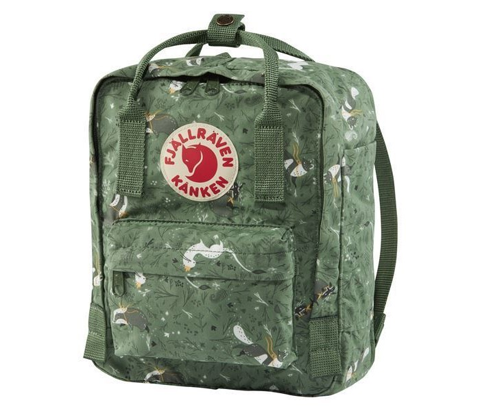 Fjallraven Рюкзак Kanken Art Mini Узор F23611