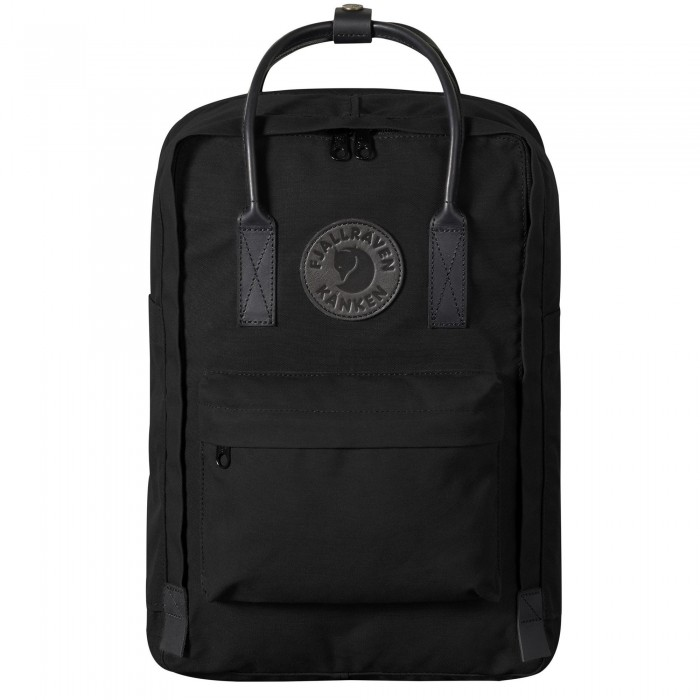 Fjallraven Рюкзак Kanken No.2 Laptop 15 Black Edition F23568