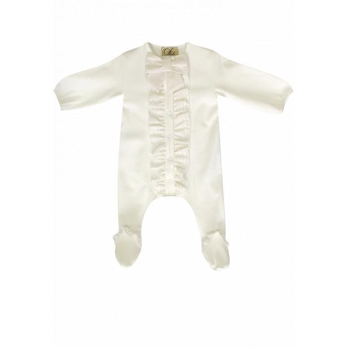 Детская одежда , Комбинезоны и полукомбинезоны Fleole Комбинезон для девочки Очарование арт: 361813 -  Комбинезоны и полукомбинезоны