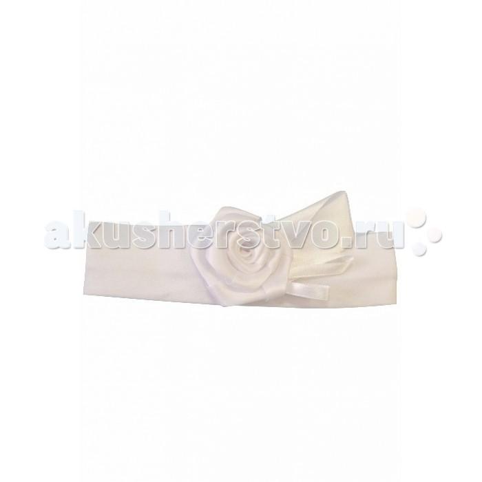 Аксессуары Fleole Повязка для девочки с розой брюки fleole брюки