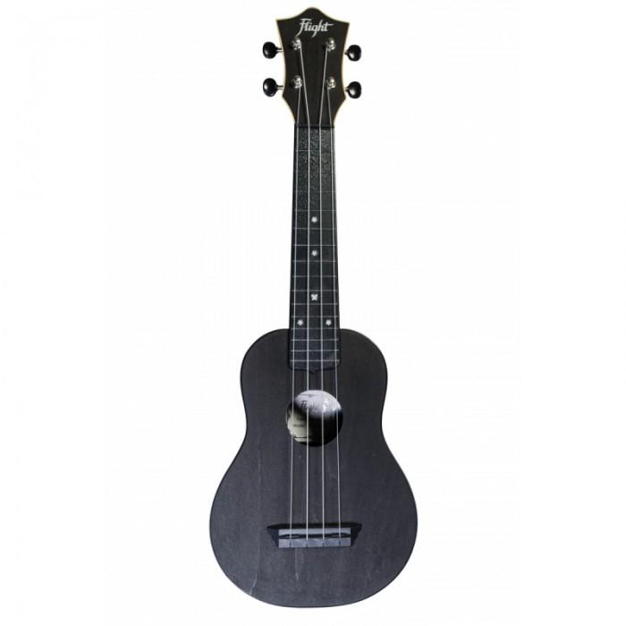 Купить Музыкальные инструменты, Музыкальный инструмент Flight Укулеле Travel сопрано