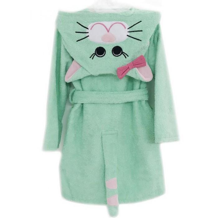 Детская одежда , Халаты Fluffy Bunny Кошка арт: 530796 -  Халаты