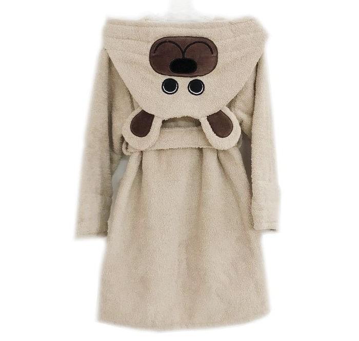 Детская одежда , Халаты Fluffy Bunny Мишка арт: 530821 -  Халаты