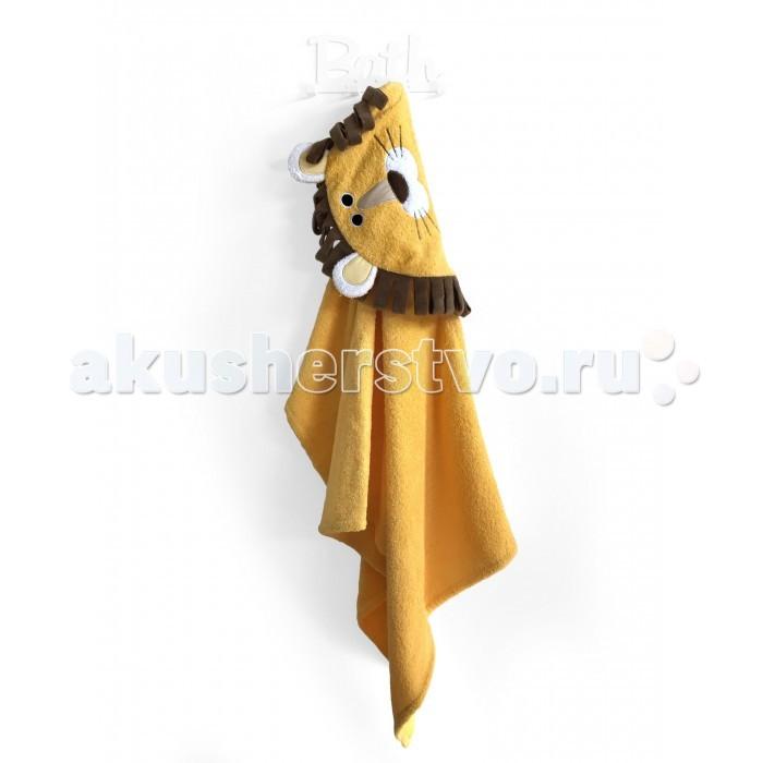 Купание малыша , Полотенца Fluffy Bunny Полотенце с капюшоном Лев арт: 530731 -  Полотенца