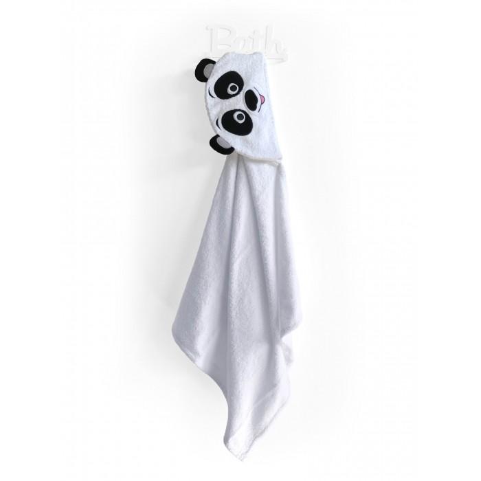 Купание малыша , Полотенца Fluffy Bunny Полотенце с капюшоном Панда арт: 530786 -  Полотенца