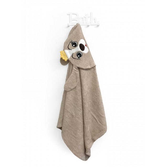 Купание малыша , Полотенца Fluffy Bunny Полотенце с капюшоном Собака с короной арт: 530756 -  Полотенца