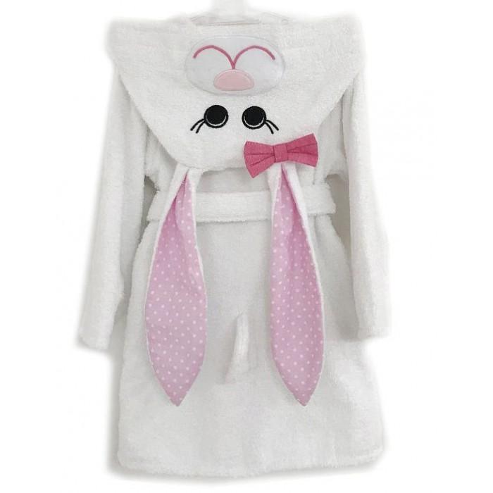 Детская одежда , Халаты Fluffy Bunny Зайка арт: 530831 -  Халаты