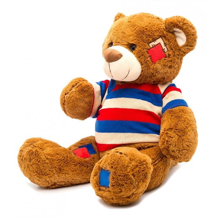 Мягкая игрушка Fluffy Family Мишка Топтыжка в кофте 50 см.