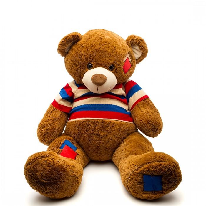 Мягкие игрушки Fluffy Family Мишка Топтыжка в кофте fluffy family мишка тепа 21 см