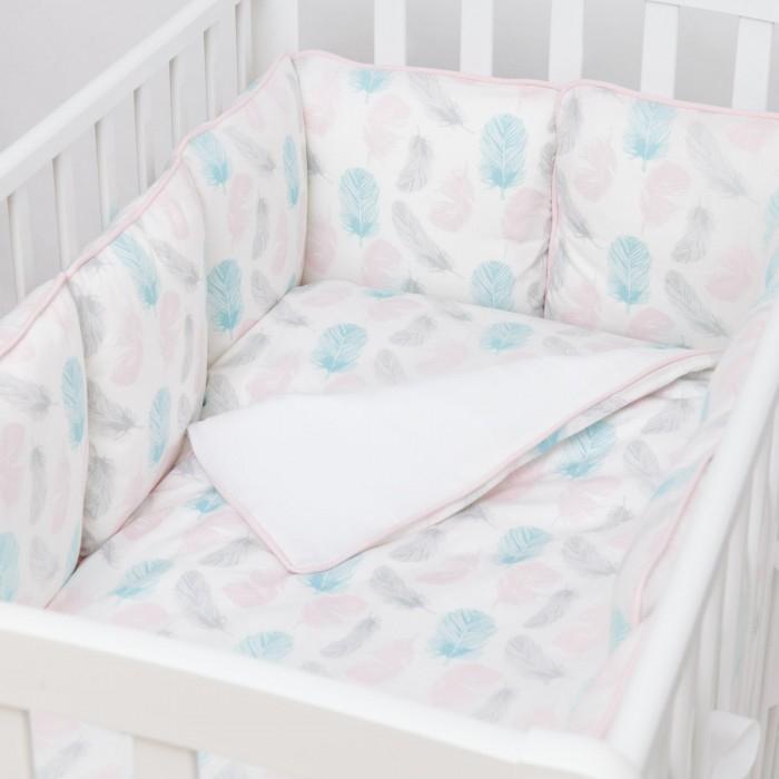 Купить Комплекты в кроватку, Комплект в кроватку Fluffymoon Aurora (6 предметов)