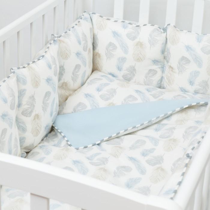 Купить Комплекты в кроватку, Комплект в кроватку Fluffymoon Fluffy (6 предметов)