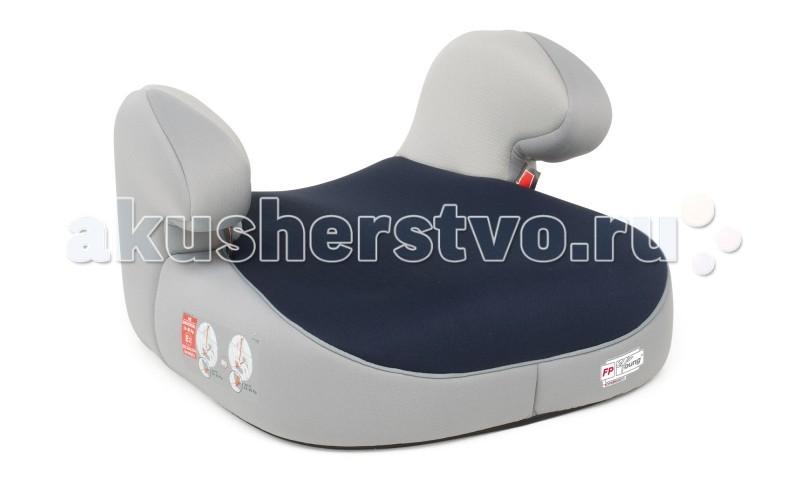 Бустер Foppapedretti BusBusДетское автокресло Foppapedretti бустер Bus (группа 2/3) предназначено для подросших детей. Оно является безопасным устройством для ребят, которые уже уверенно сидят во время поездок. Модель экономична, безопасна и комфортна. Бустер поможет Вашему малышу с комфортом наслаждаться любой поездкой.  Представленное устройство занимает мало место, элементарно устанавливается и по комфорту не уступает популярным моделям ординарного кресла.  Бустеры для детей, также как и все автомобильные кресла, проходят особые краш-тесты на безопасность, и предоставленная модель обрела наилучшие оценки при подобных проверках. Она рассчитана для эксплуатации только с поддержкой ремней безопасности автомашины, как диагональных, так и горизонтальных.  Монтаж данного устройства осуществляется только по направлению движения с помощью базовых ремней автомобиля.  Данная модель обладает удобной формой сиденья, элементарна в установке, прочное покрытие легко снимается для стирки.  Безукоризненная эргономичность конструкции позволит Вашему ребенку во время продолжительных поездок не только находиться в постоянной безопасности, но и не чувствовать ни малейшего дискомфорта.  Кресло располагает мягкими подлокотниками.  В качестве ремня безопасности для ребенка используется трехточечный ремень машины.  Модель соответствует всем запросам европейского стандарта безопасности ECE R44/04, выделяется высоким качеством и доступной стоимостью.<br>