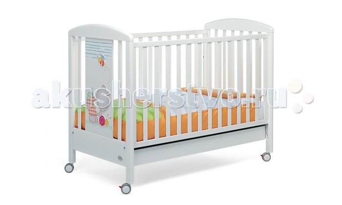 Детская кроватка Foppapedretti Teneri Incontri