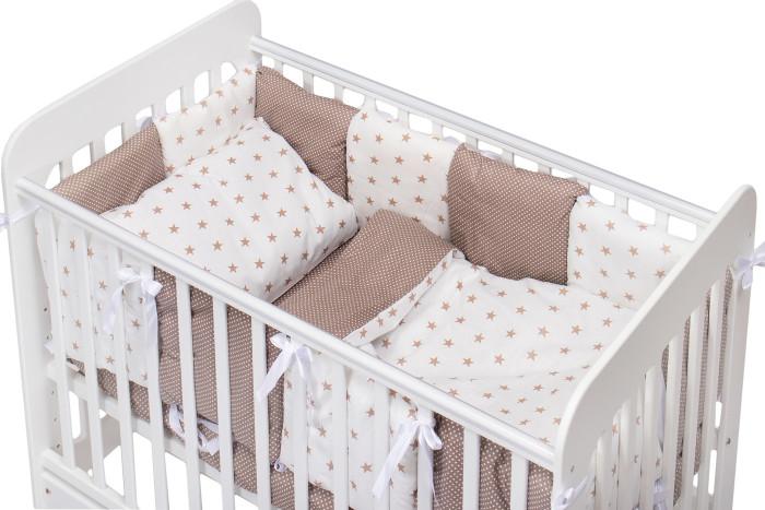 Постельные принадлежности , Комплекты в кроватку Forest Dream (6 предметов) арт: 538551 -  Комплекты в кроватку