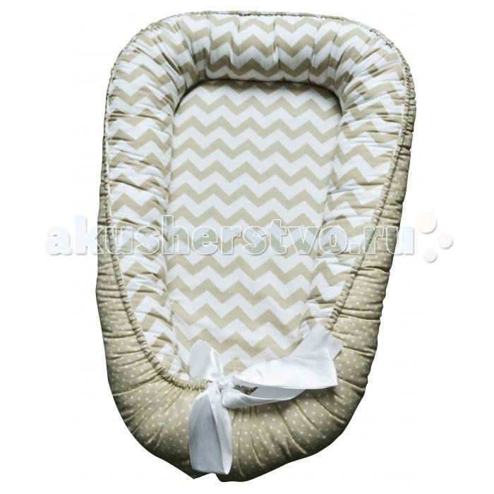 Постельные принадлежности , Позиционеры для сна Forest Кокон-гнездышко для новорожденных Beddy-byes арт: 355465 -  Позиционеры для сна