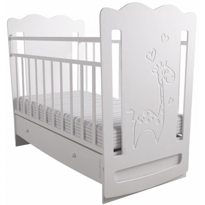 Детская мебель , Детские кроватки Forest Lovely Giraffe Electric swing с автоматическим укачиванием арт: 513506 -  Детские кроватки