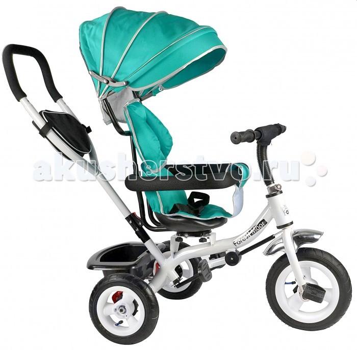 Детский транспорт , Трехколесные велосипеды Forest Moor арт: 443494 -  Трехколесные велосипеды